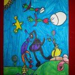 My Daughters Amazing Art work!